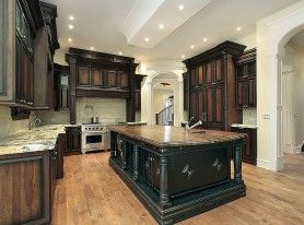 29 best Kitchens images on Pinterest   Gothic kitchen, Kitchens and ...