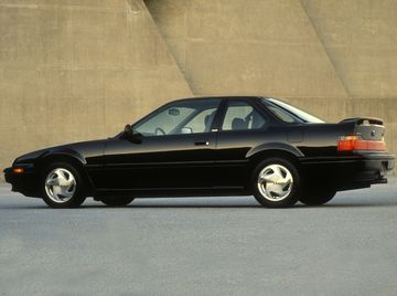 Honda Prelude 1988-92. I love my accord, but these old Preludes always turn my head.