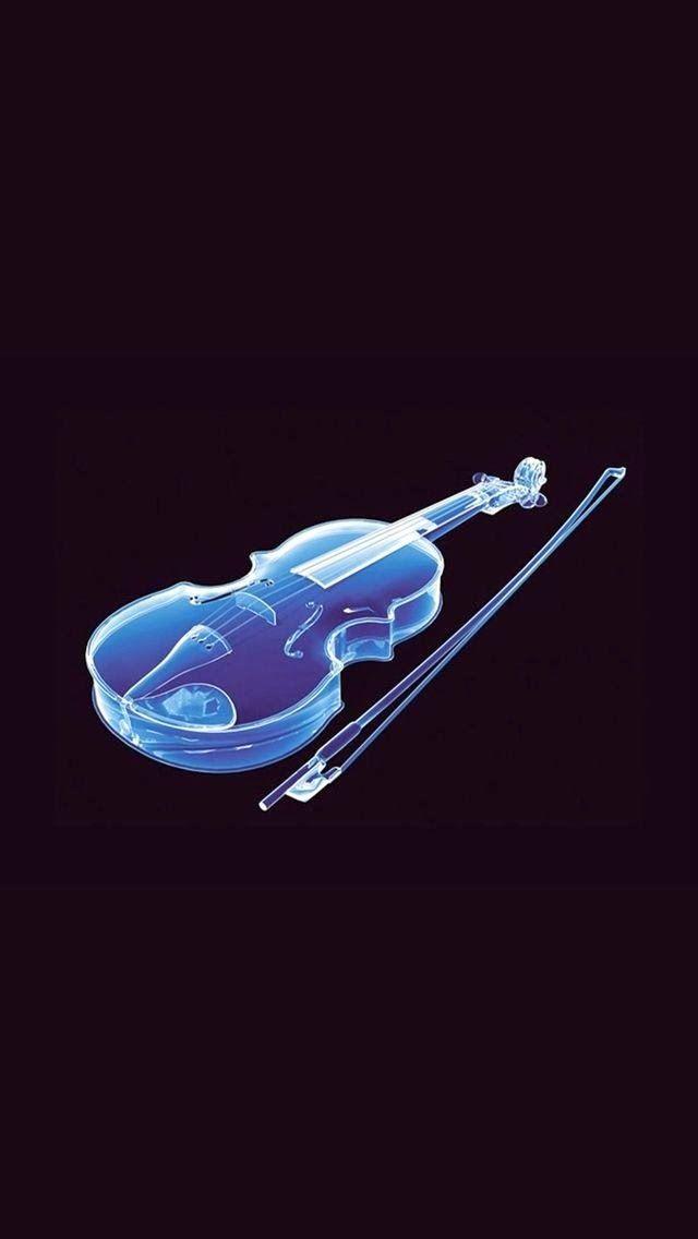 neon violin wallpaper - photo #17