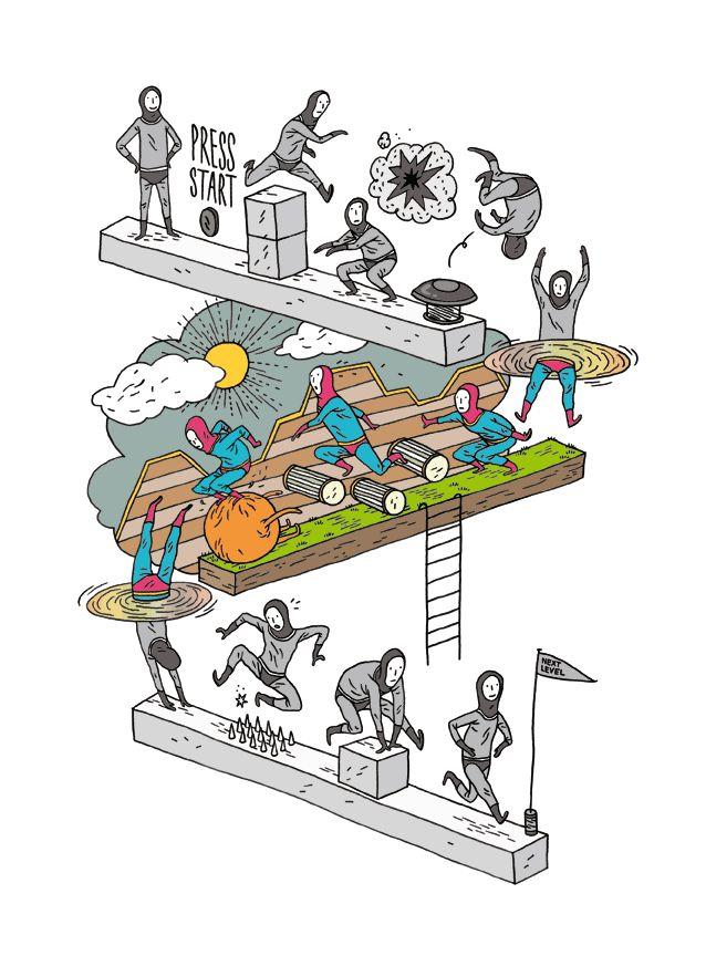 illustrations | Quentin VIJOUX