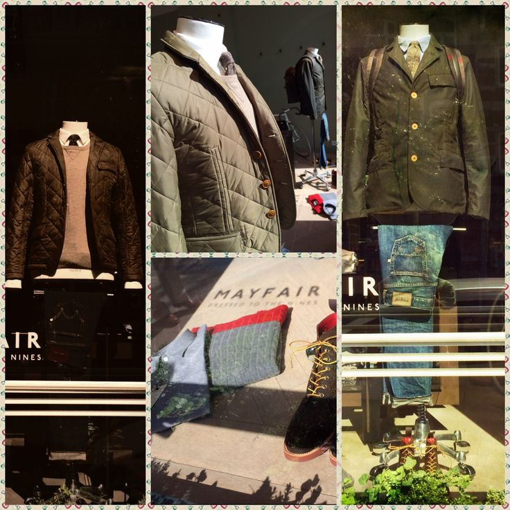 @Hacorcasuals: #happy #view @shopmayfair #maastricht great #taste #elegant #top #level #BARBOUR #nortonandsons #exclusive... Presentation http://t.co/alISZ71IrC