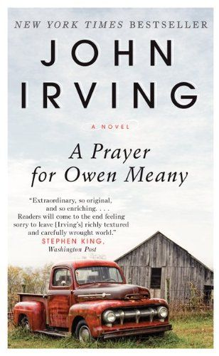 the predicament of the future in the novel a prayer for owen meany by john irving I'd never read a crime novel before were john irving john irving i stumbled on after being drawn by the armadillo cover of a prayer for owen meany.