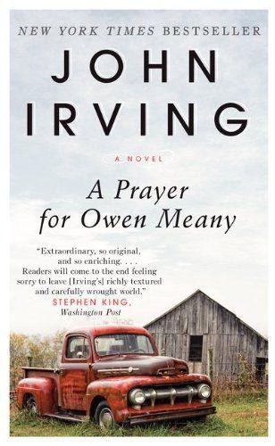 A Prayer for Owen Meany by John Irving http://www.amazon.com/dp/006220422X/ref=cm_sw_r_pi_dp_W39uub0GSG3R9