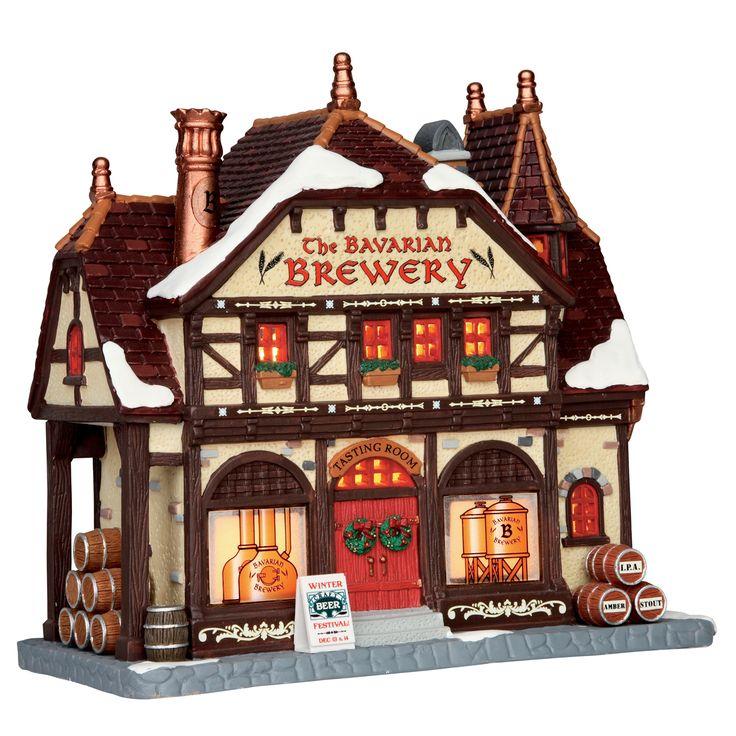 287 best Lemax Caddington Village images on Pinterest | Christmas ...