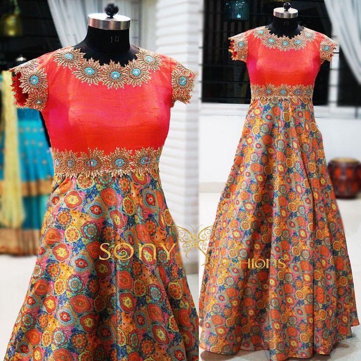 You are bound to get Surprised among the distinctive range of our ethnic party dresses for women!!!  ethnic  partywear  gowns  colourful  handwork  indianwear  sonyfashion  sonyredd  For couture info   Call Or whts app on:-8008100885  Mail us on :-sonyreddy24@gmail.com