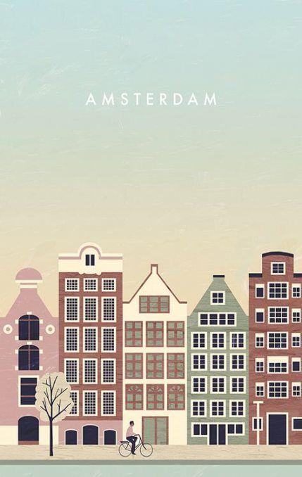 33+ idee super per stampe d'arte vintage Poster di viaggio