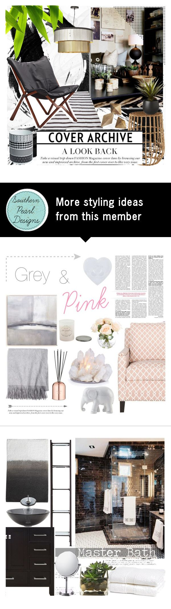 Quot Cover Archive Quot By Southernpearldesigns On Polyvore Top