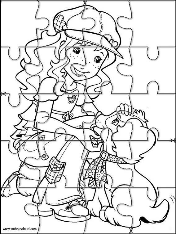 Pin En Puzzles Recortables Para Imprimir Para Niños
