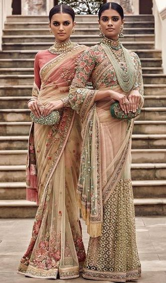Sabyasachi sarees♥ For more pins; --------[[Sabyasachi~❤。An Exquisite Clothing World]]