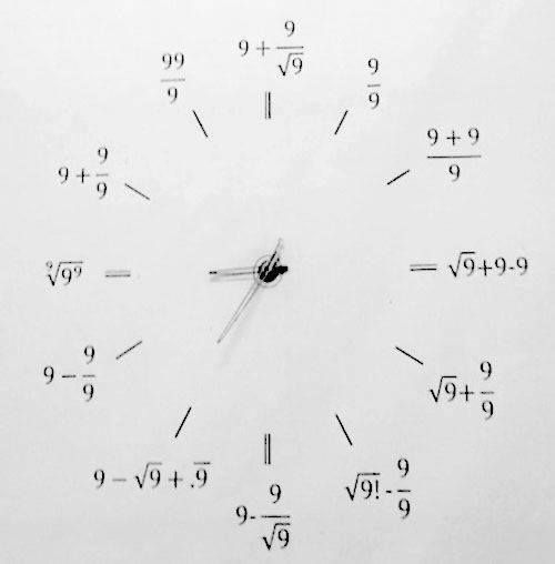Nine In Time. There are 1,440 Minutes in a Day and 1+4+4+0 = 9.  There are 86,400 Seconds in a Day and 8+6+4+0+0=9.  There are 10,080 Minutes in a Week and 1+0+0+8+0=9.  There are 525,600 Minutes in a Year and 5+2+5+6+0+0 =9.  It appears that minutes and seconds in a day, week, month, year, will always reduce digitally to 9.
