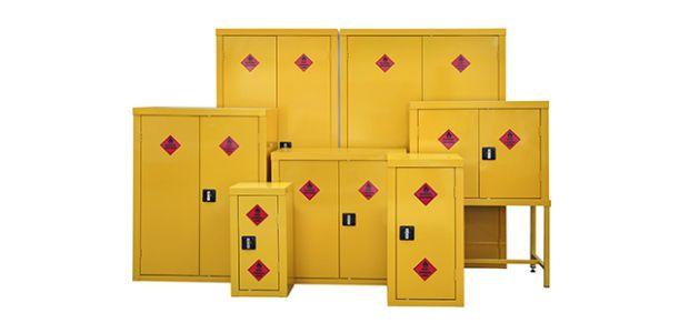 Lovely Acid Base Storage Cabinet