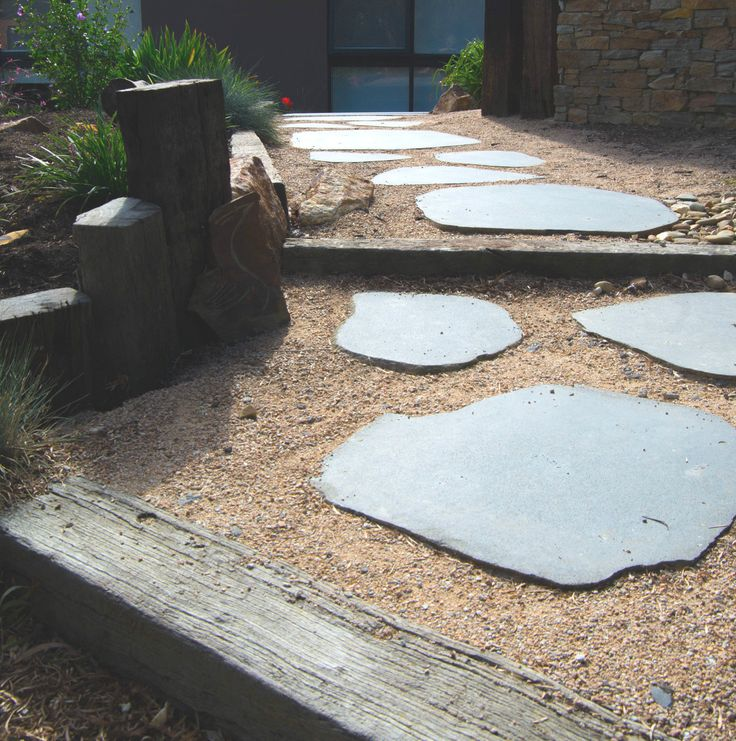 giant bluestone steppers - Google Search