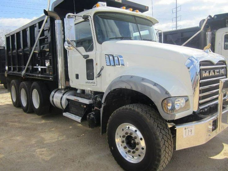 dump trucks for sale | 2011 Mack Dump Truck GU713 for sale