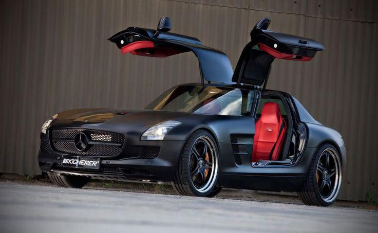 Mercedes Sls Amg HD Wallpaper