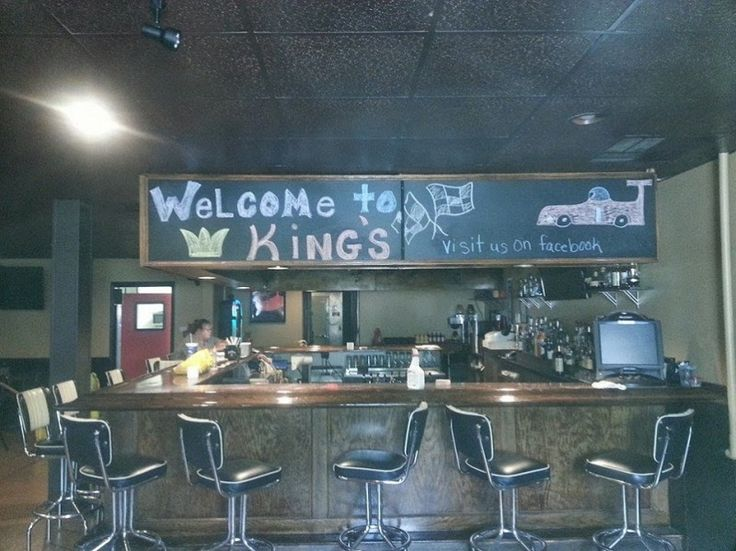 King's Sports Bar & Grill in Indianapolis Bar grill, Bar