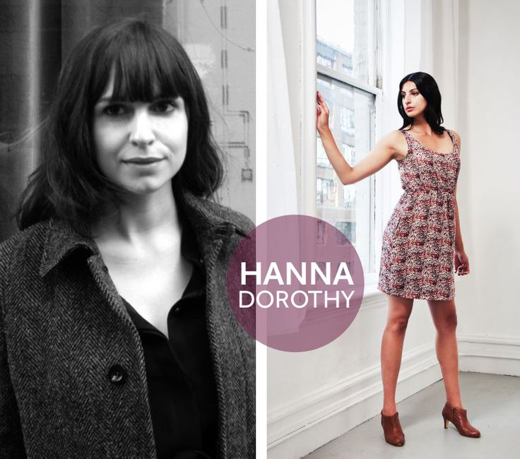 Designer Interview: Hanna Dorothy - check our here Spring/Summer Collection in store now!