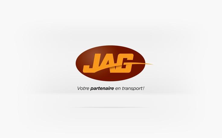 Services JAG | Identité corporative | Team Marketing • Web • Design