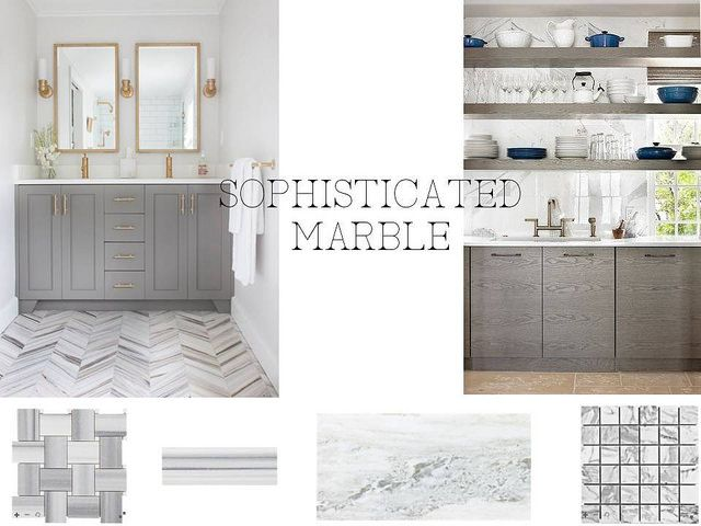 Sophisticated Marble Tile Pinterest Marbles Granite And Kitchens