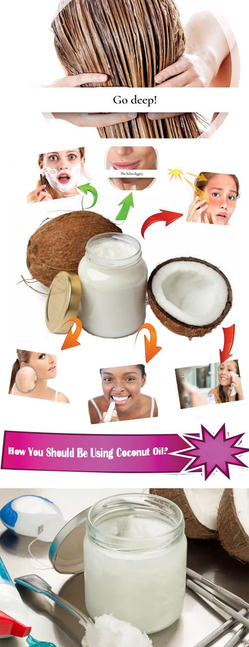 Moisturizer for Dry Skin Diy Coconut Oil, How You Should Be Using Coconut Oil?