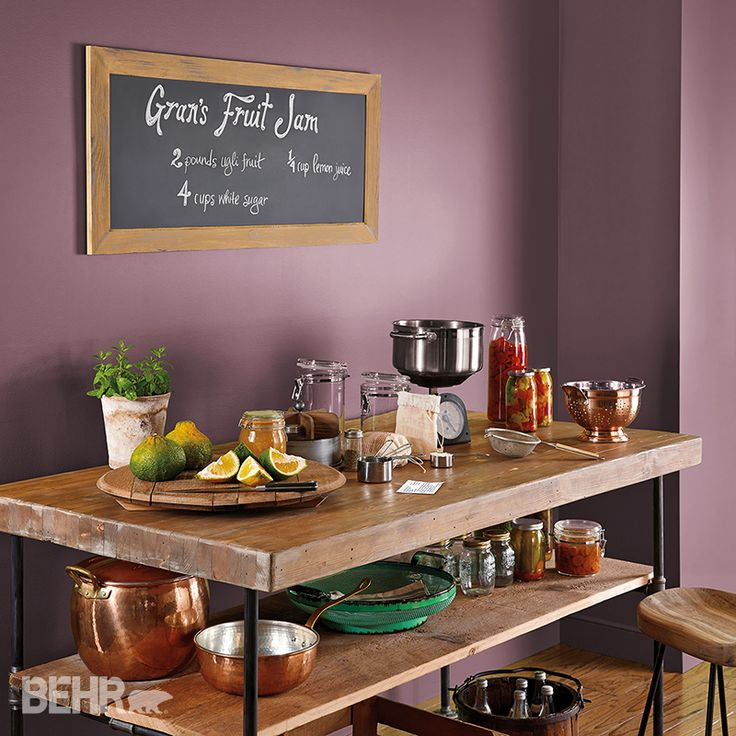 Benjamin Moore Starts A Trend With Stenciled Kitchen: 1000+ Images About BEHR 2015 Color Trends On Pinterest