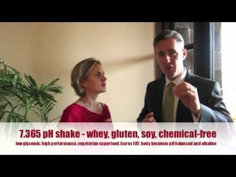 7.365 pH Shake - Organic, Soy-Free, Whey-Free, Vegan Protein Powder From Essante Organics - YouTube