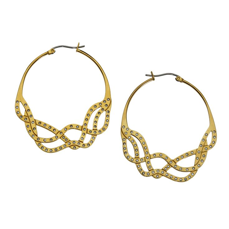 Statement #earrings from #Swatch