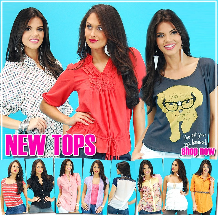Online Clothes Shopping Sites For Juniors