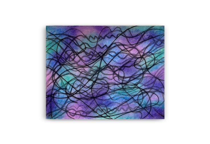 Multicoloured Composition IV. Discover @Treniq