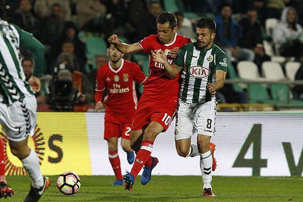 Vitória de Setúbal 1 - 0 Benfica: Em Estado de Choco - Red Pass
