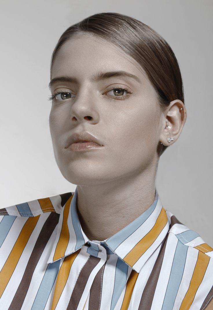 Stephania Rugeles model. PH Misael Belt