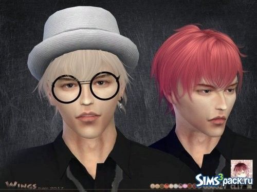 107 best images about sims 4 peinados chicos on Pinterest ...