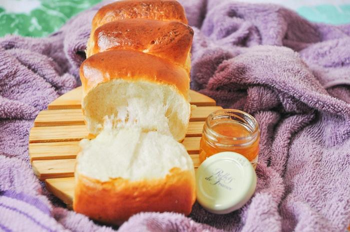 Dodgydumpling :Hokkaido Milk Bread | Breads | Pinterest