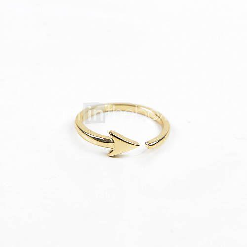 Feminino Anéis Grossos,Jóias Ajustável Casamento / Pesta / Diário / Casual / Esportes Liga 1pc,Ajustável de 3068565 2016 por R$7,58