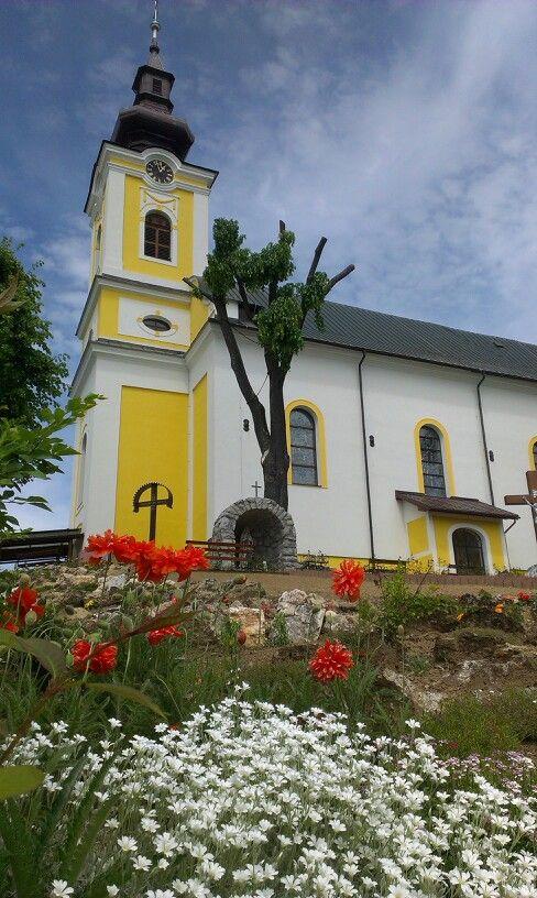 Heľpa, kostol