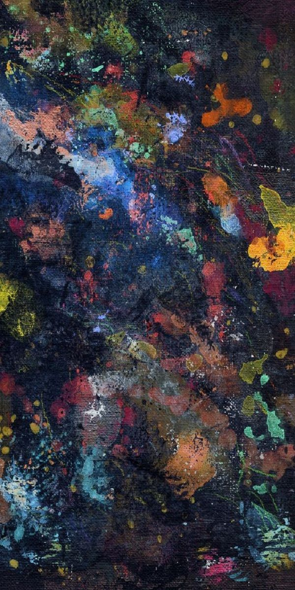 #abstract #wallpaper #colorful splatter