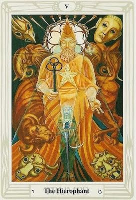 Metaphysicality Inc The Hierophant And Divine Passion