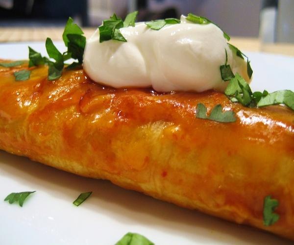 Frugal Family Feast: Enchiladas