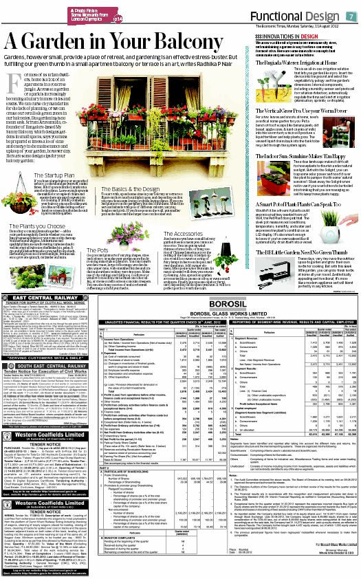 A Garden in Your Balcony ePaper Lite - Times of India Publications