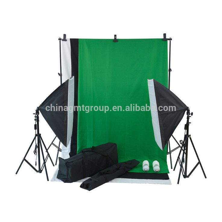 how to make a photography backdrop stand