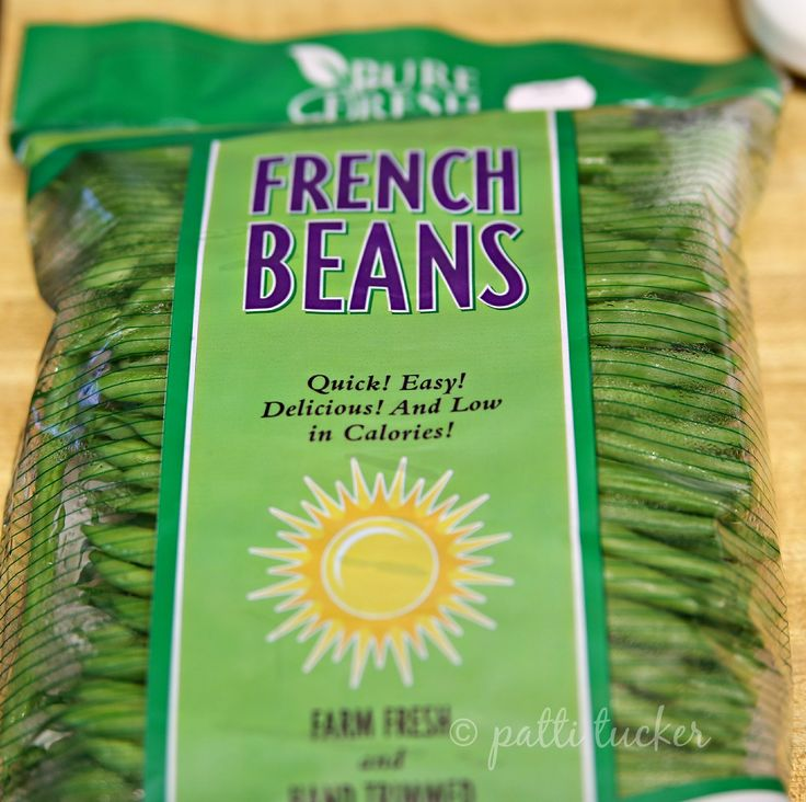 Roasted French green beans sounds so, so, French, oui? I love a roasted veggie, no doubt, but have found the veggies I'm not particularly fond of (like steamed green beans) are delicious when roast...