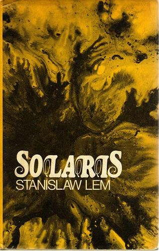 Solaris by Stanislaw Lem, 1973 Science Fiction Book Club ed. / Stanisław Lem (1921–2006) was a Polish writer of science fiction, philosophy, and satire, and a trained physician. Translations of his works are difficult due to passages with elaborate word formation, alien or robotic poetry, and puns. He is best known as the author of the 1961 novel Solaris, which has been made into a feature film three times