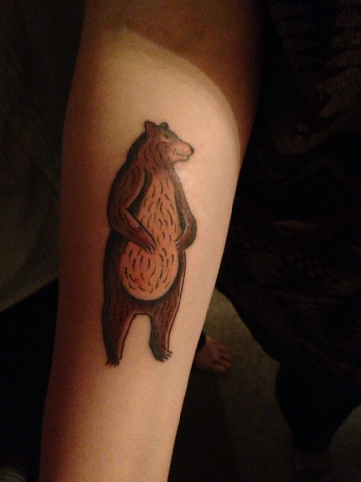 51 best images about bears tattoos on pinterest for Austin texas tattoo