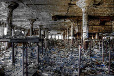 Detroit School Book Depository
