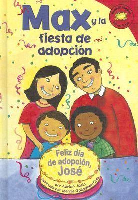 Max y la fiesta de adopción - Picture Window Books