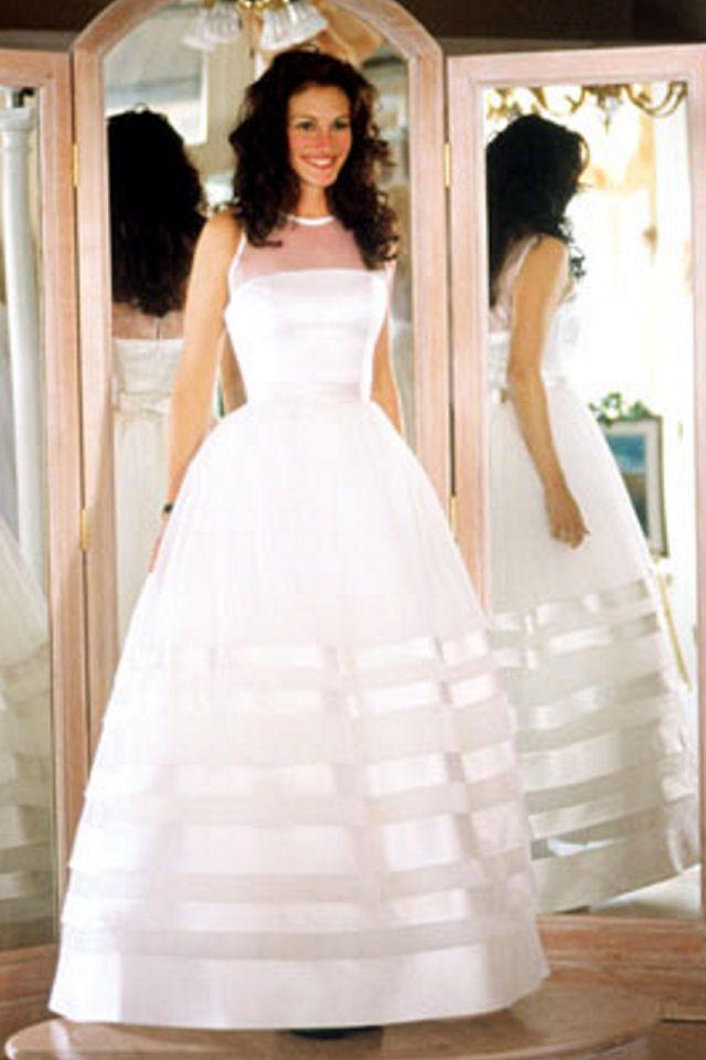 Se scappi ti sposo -Vestito da sposa: lasciati ispirare dai film