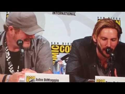 John DiMaggio and Troy Baker: Joker-Laugh-Off - YouTube
