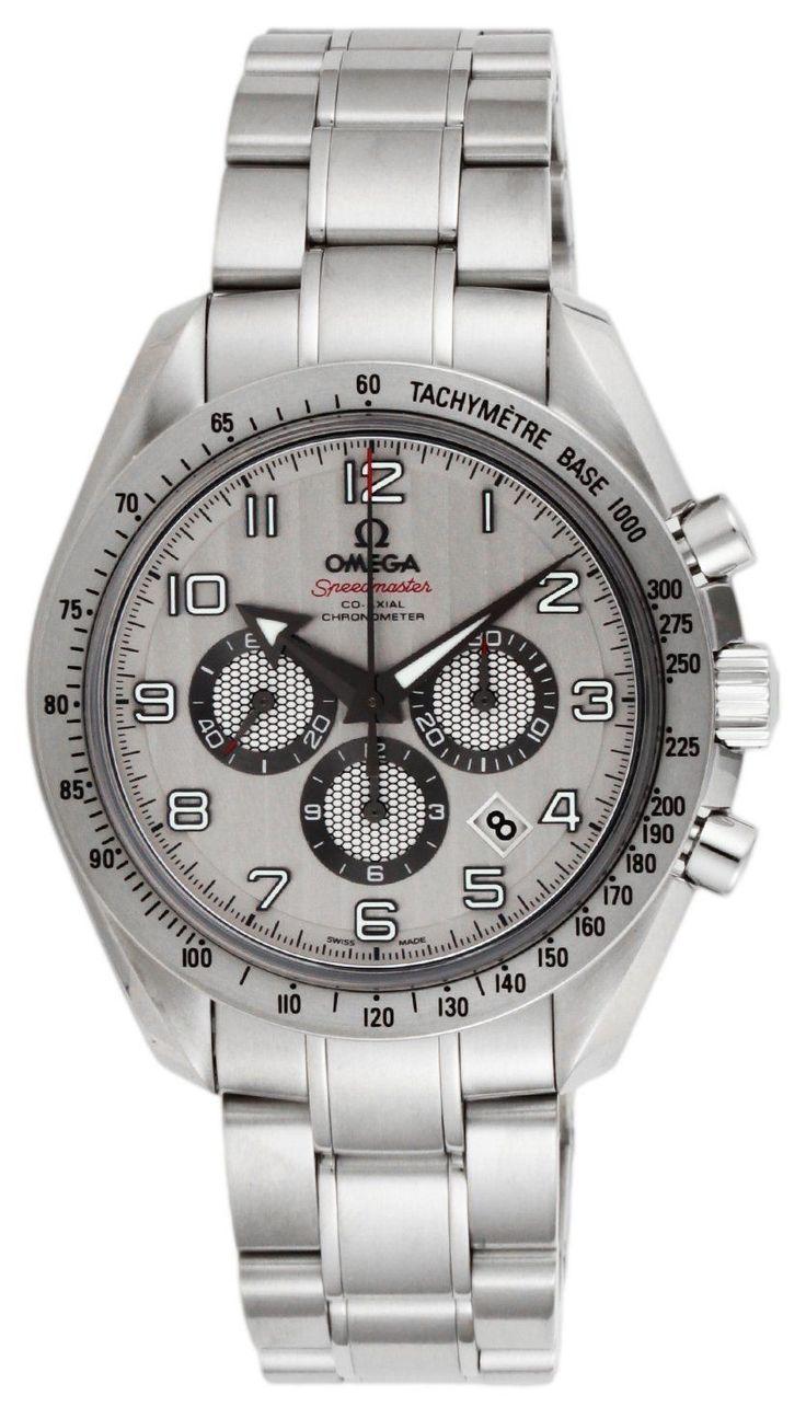 OMEGA SPEEDMASTER BROAD ARROW MEN WATCH 321.10.44.50.02. - http://menswomenswatches.com/omega-speedmaster-broad-arrow-men-watch-321-10-44-50-02/