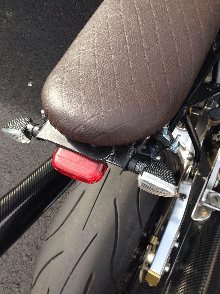 Brat seat on my old M900