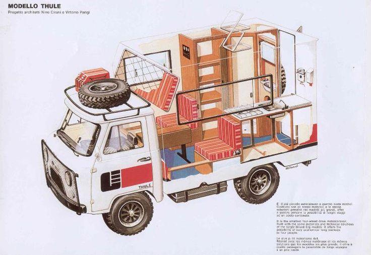 "UAZ van   malaysian campervan journey: UAZ-452 Buhanka ""Bread Loaf"" Van"