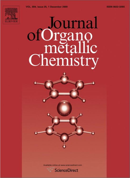 Публикации в журналах, наукометрической базы Scopus  Journal of Organometallic Chemistry #Organometallic #Chemistry #Journals #публикация, #журнал, #публикациявжурнале #globalpublication #publication #статья